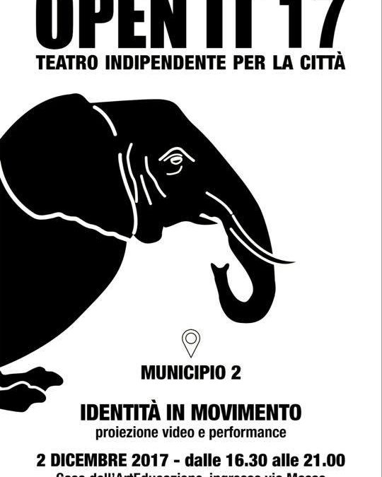 Identità in movimento – Happening finale